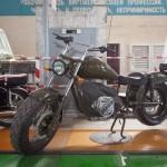 Русский мотоцикл Волжский