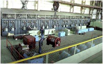 Русэлпром производство