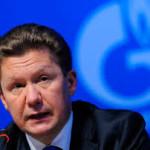 Алексей Миллер Газпром фото