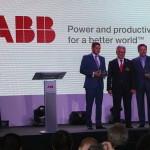 Открытие завода АББ