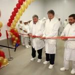 Ткачев открыл мясоперерабатывающее предприятие в Торбеево