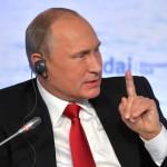 "Путин на заседании клуба ""Валдай"""