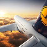 Люфтганза фото самолета