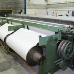 производство текстильного полотна