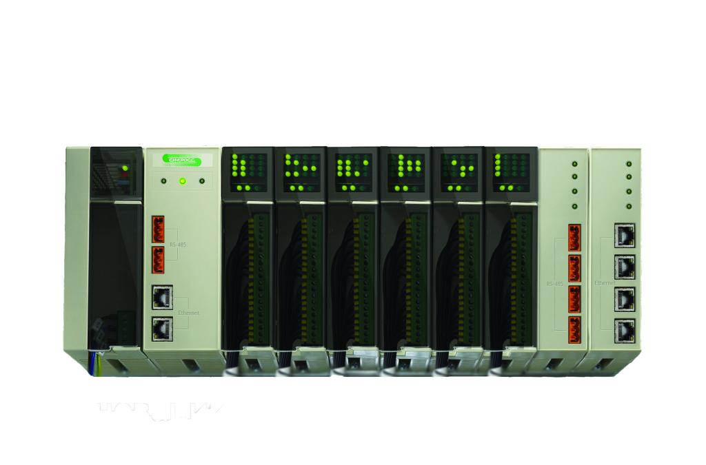 Программно-логический контроллер К-4000 для систем АСУ малой и средней информационной емкости